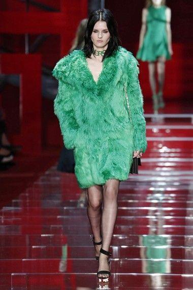 Versace Otoño Invierno 2015/16