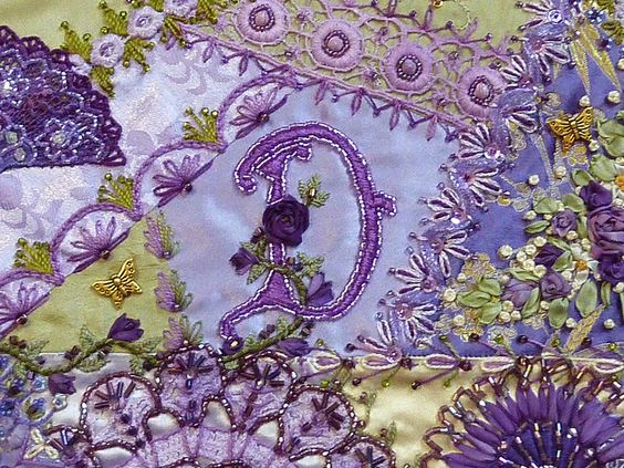Center detail by Susie W, via Flickr
