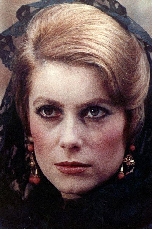 Catherine Deneuve in 'Tristana', 1970.
