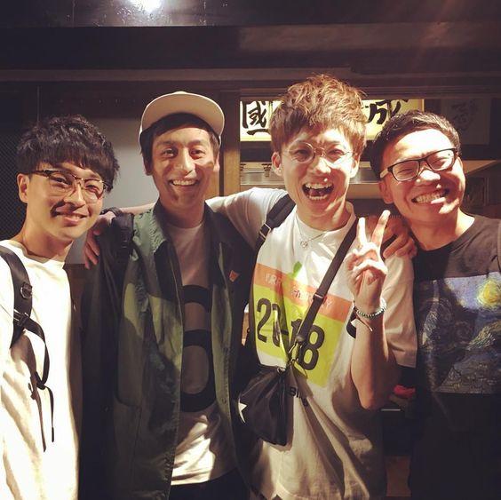 ミキのお二人と村田さん