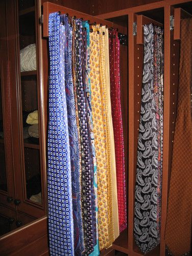 Tie Cabinets