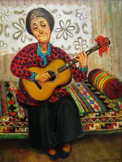 Artodyssey: Lado Tevdoradze