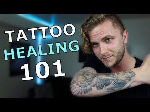 How Long Does It Take For A Tattoo To Heal Answer Of This Question Discussed In This Article With Tattoo Healing Tattoo Tattoo Healing Process Healing Process