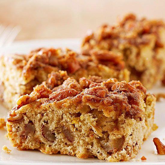 Diabetic Apple Date Cake