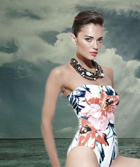 One piece swimwear - Fabiola