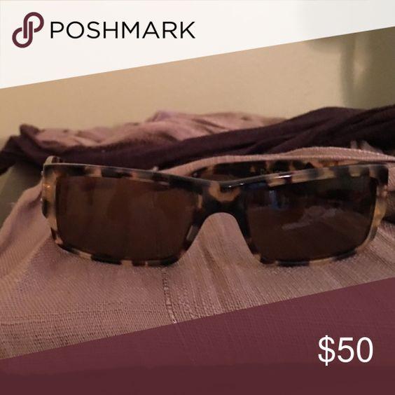 Dolce & Gabbana Tortoise shell sunglasses Rectangle frame; NWOT Dolce & Gabbana Other