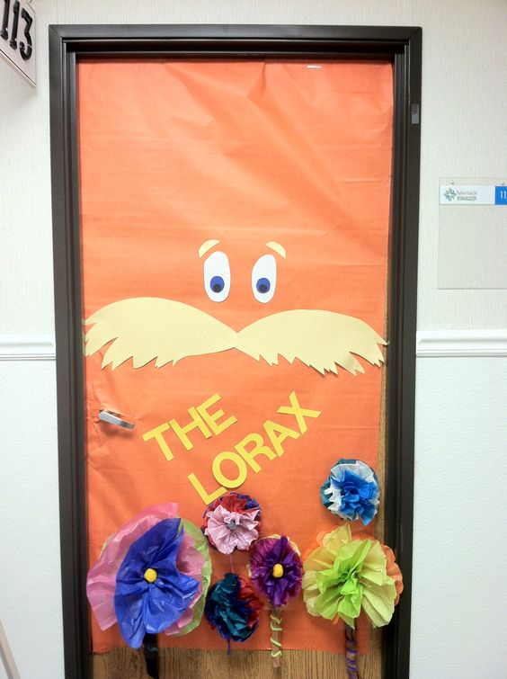 Lorax Classroom Decor ~ Pinterest the world s catalog of ideas