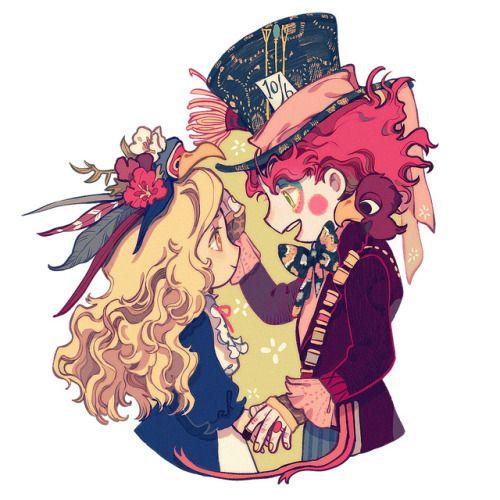 Alice In Wonderland Tumblr Arte De Fa Desenho De Inspiracao E