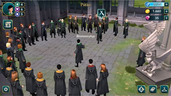 Joguinho Viciante: Harry Potter Hogwarts Mystery - É hora do Duelo!