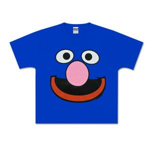 another possibility for the birthday girl for grover themed 3rd birthday