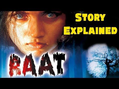 Raat (1992) Story Explained in Hindi | Creepy Content Hindi - YouTube in  2020 | Hindi, Creepy, Story