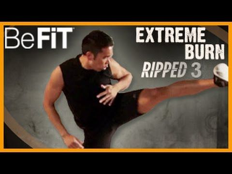 Extreme Total Body Burn Workout: Ripped Circuit 3- Mike Donavanik