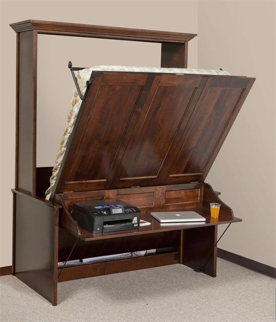 amish vertical wall murphy bed with desk amish beds amish bedroom furniture 44900 bedroom wall furniture