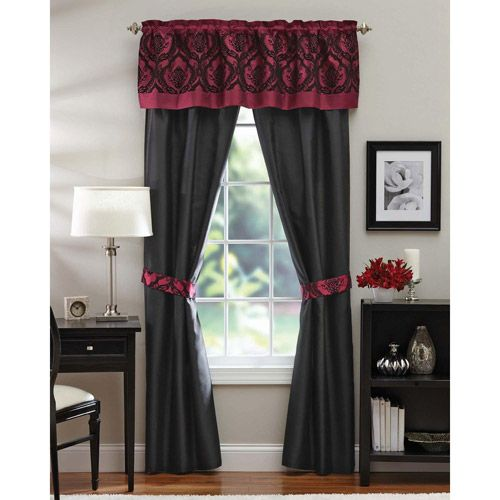 Curtains Ideas black out curtains walmart : 96 Inch Curtains Walmart. Orange Curtains. Black Curtains Walmart ...