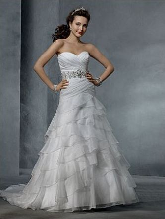 Alfred Angelo - Style 2314 (front)