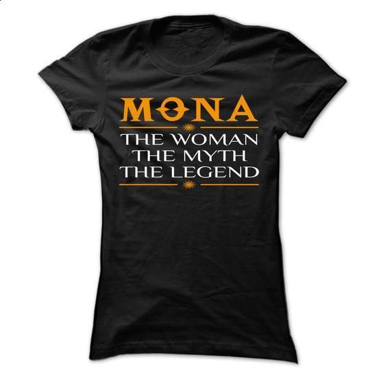 MONA ... LEGEND COOOL Shirt!!! - #oversized shirt #hoodie tutorial. CHECK PRICE => https://www.sunfrog.com/Holidays/MONA-LEGEND-COOOL-Shirt.html?68278