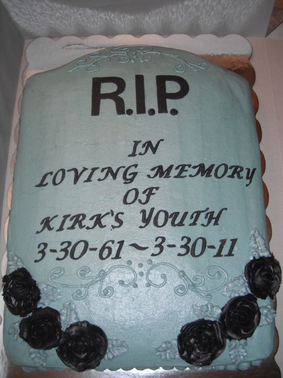 how to make a tombstone cake