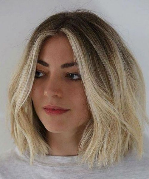 Insane Shoulder Length Bob Hairstyles 2020 For Women That Are Truly Beautiful Wavy Bob Hairstyles Bob Hairstyles Choppy Bob Hairstyles