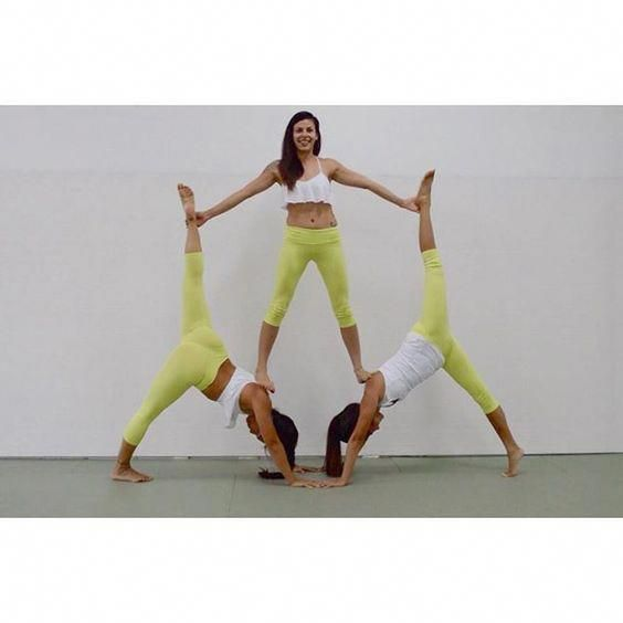 Tips And Techniques For Quotes Acro Yoga Poses Three Person Yoga Poses Partner Yoga Poses