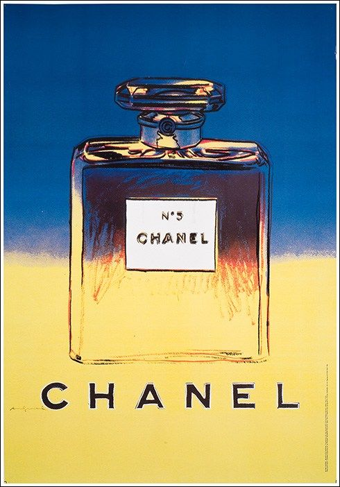 #Chanel Nr. 5 #poster #vintage www.posterimage.it
