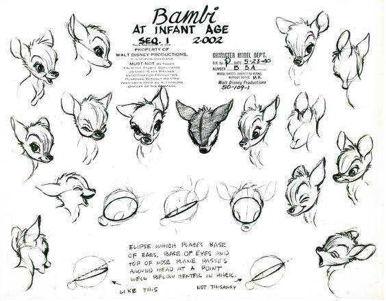 Bambi- Disney
