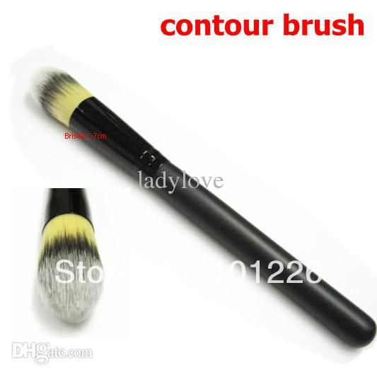 Wholesale-Professional Makeup Big Contour Brush Highlight Foundation Brush Multifunctional Online with $3.59/Piece on Ladylove's Store | DHgate.com