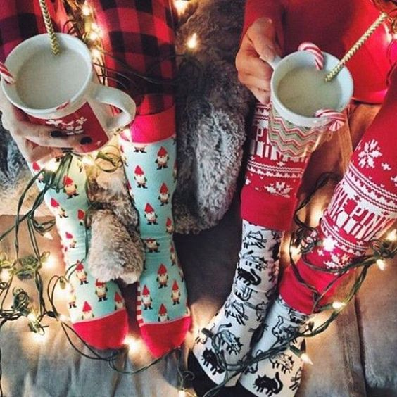 funny christmas socks like these are the perfect way to get into the holiday spirit - Funny Christmas Socks