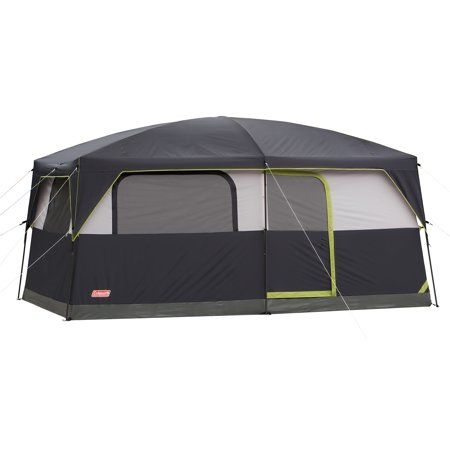Coleman 8 Person Cabin Tents Walmart Com Family Tent Camping Best Tents For Camping Cabin Tent