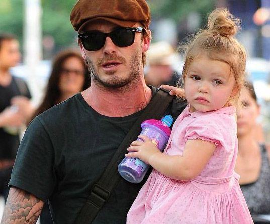 David Beckham Ray Ban