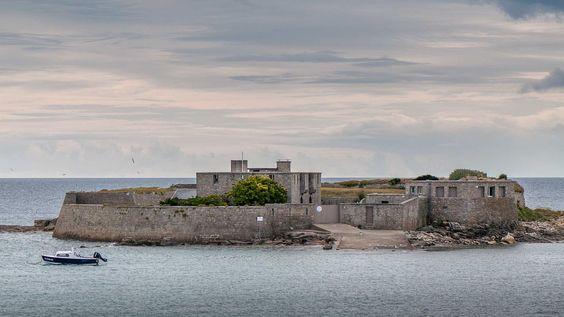 Fort Bloqué - Saint Malo