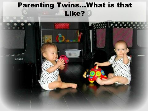 What is it like to parent twins?