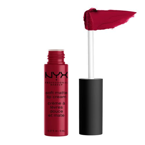 Nyx Professional Makeup Soft Matte Lip Cream Berlin Matte Lip