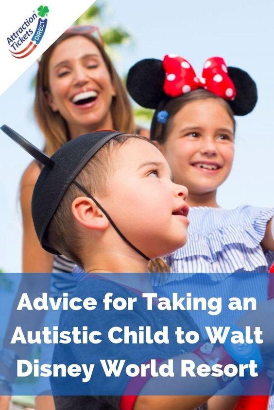 Advice for Taking an Autistic Child to Walt Disney World Resort
