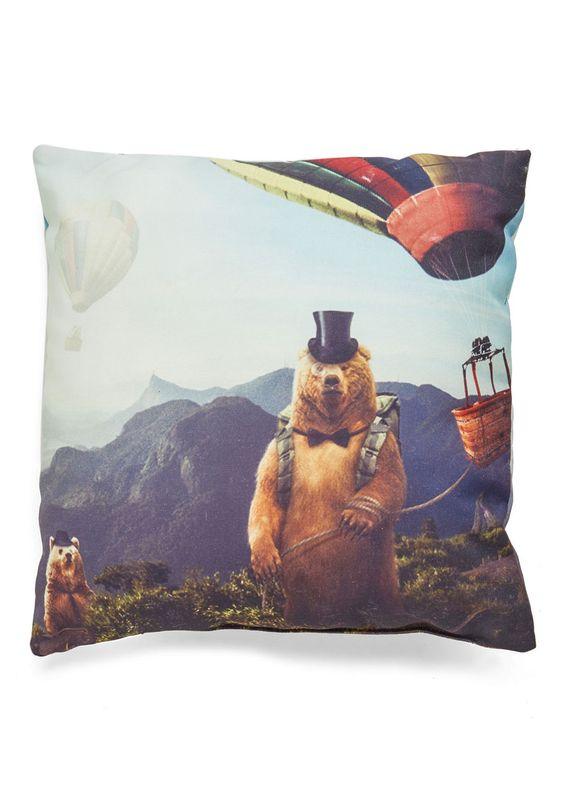 Eccentric Relaxation Pillow | Mod Retro Vintage Decor Accessories | ModCloth.com