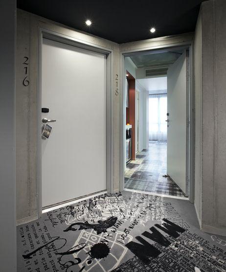 Philippe Starck : Mama Shelter Hotel Marseille