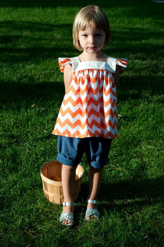 Cute patterns for little girls clothes - Aesthetic Nest | Craft Ideas | Pinterest | Sleeve Mom ...