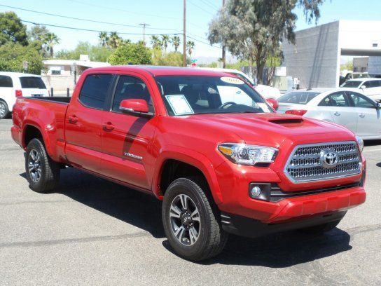 Truck 2016 Toyota Tacoma Trd Sport With 4 Door In Tucson Az 85705 Toyota Tacoma Trd Sport Toyota Tacoma Trd Tacoma Trd
