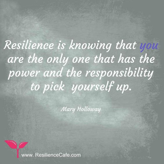 Resilience Quotes: 17 Best Images About Cafe Resilience