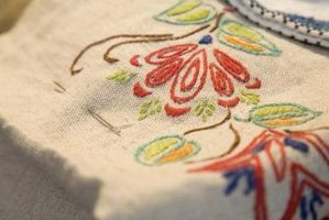Instructions for Multiple Embroidery Hooping thumbnail