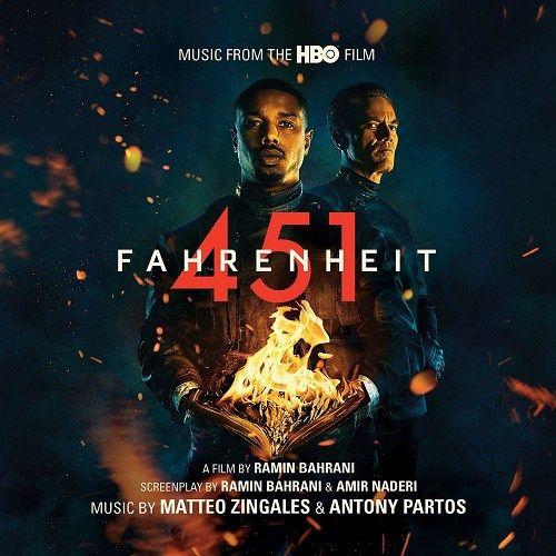 Matteo Zinales Antony Partos Fahrenheit 451 Mp3 Hbo 2018