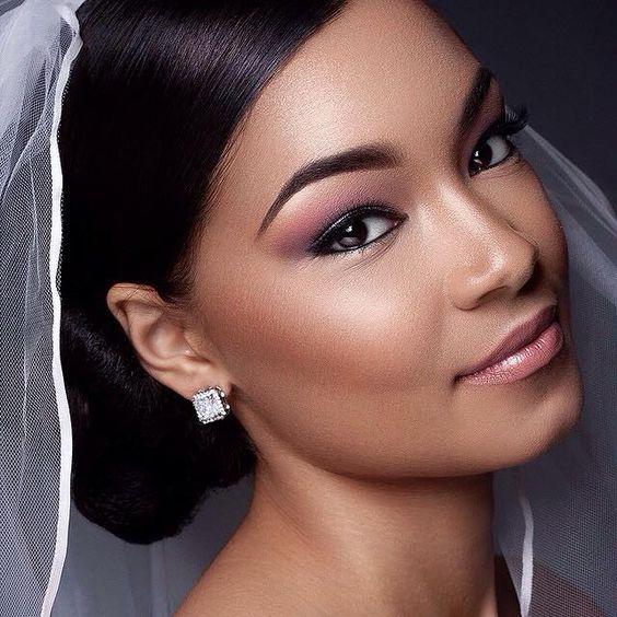 Wedding Makeup Looks For Black Hair : 2016 Wedding Hairstyles For Black Women 11 Black Hair ...