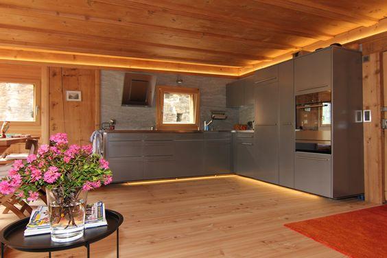 Forster Küche in Splügen Einrichtung Pinterest Küche - moderne kuchen forster