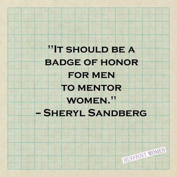 ...instead of looked down upon. 'Lean In' Quotes: 11 Of The Best Quotations From Sheryl Sandberg's New Book