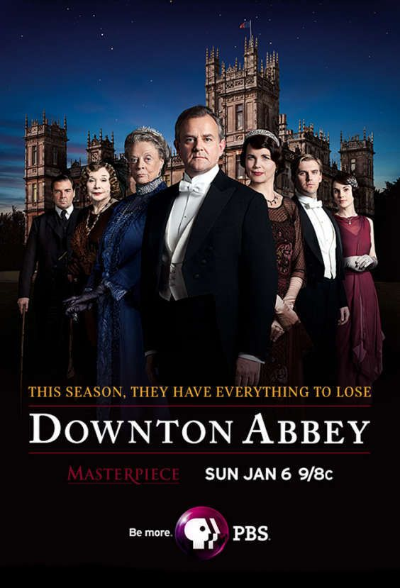 Downton Abbey Is A British Period Drama Television Series Created
