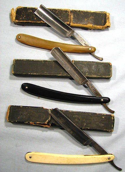 how to use a straight edge razor