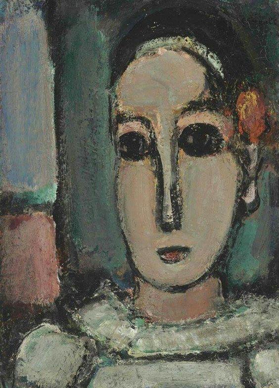 Georges Rouault- Pierrot