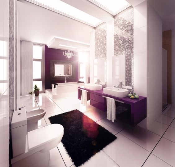 Inspiring Bathroom Designs for the Soul - Semsa Bilge