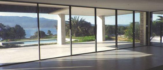 Fenêtre XXL, mur de verre, baie vitrée : conseils d'installation - Côté Maison