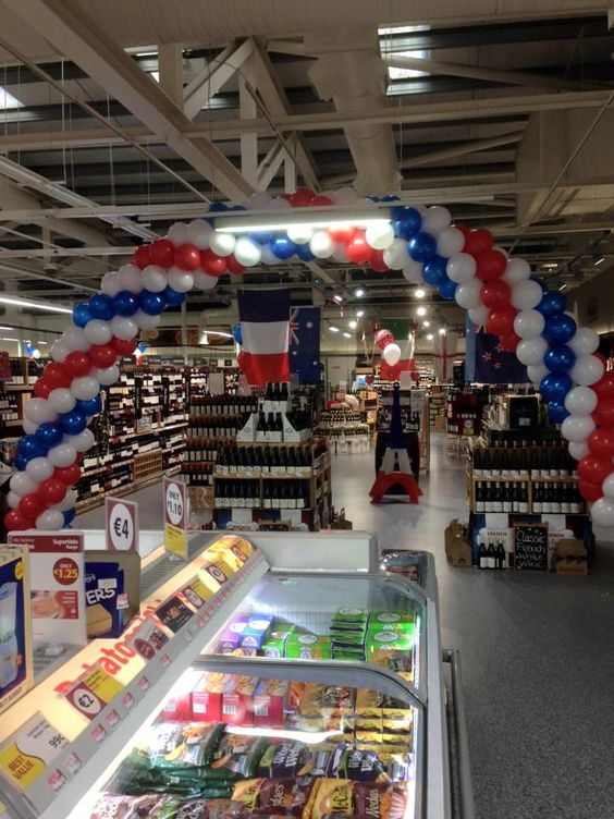French Day At #Supervalu #french #paris: