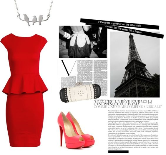 """Merci"" by rozfavre on Polyvore"